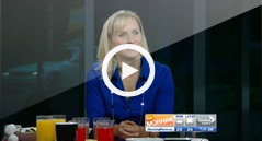 Jennifer Sygo on Global TV's Morning Show